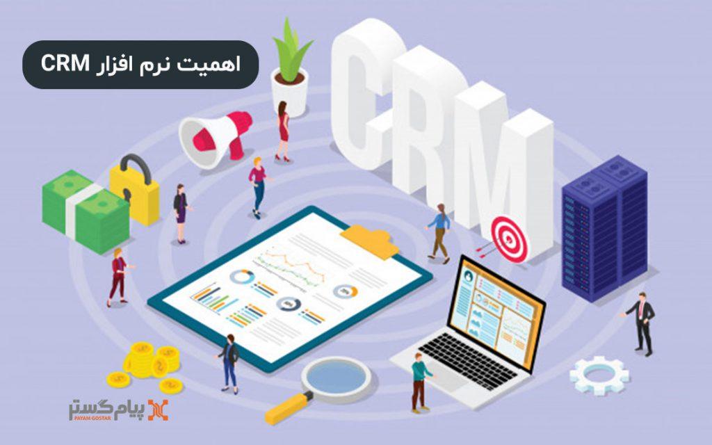 اهمیت-نرم-افزار-CRM
