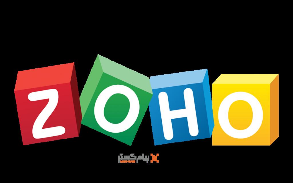 نرم افزار Zoho