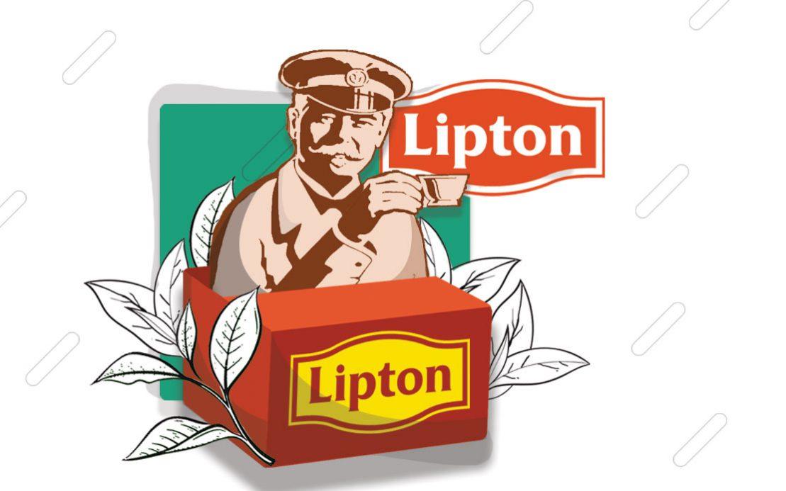 موفقیت به طعم چای لیپتون