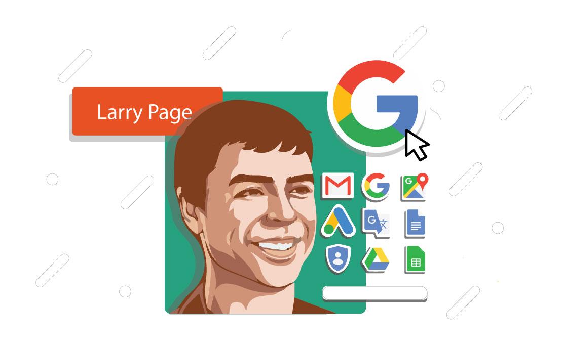 داستان لری پیج، نابغه استنفورد و خالق گوگل