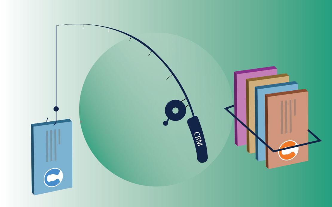 چگونه همکاری دیجیتال مارکتینگ و فروش از طریق نرم افزار CRM نتیجه بخش می شود؟