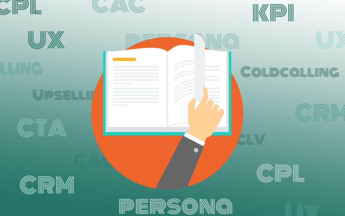 30 اصطلاح ضروری برای حرفه ای بودن در بازاریابی و فروش