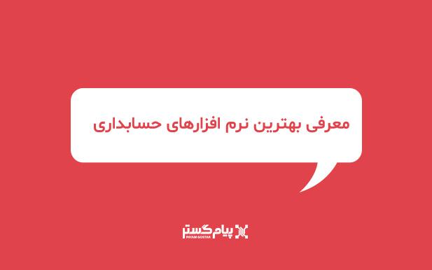 معرفی بهترین نرم افزارهای حسابداری فارسی