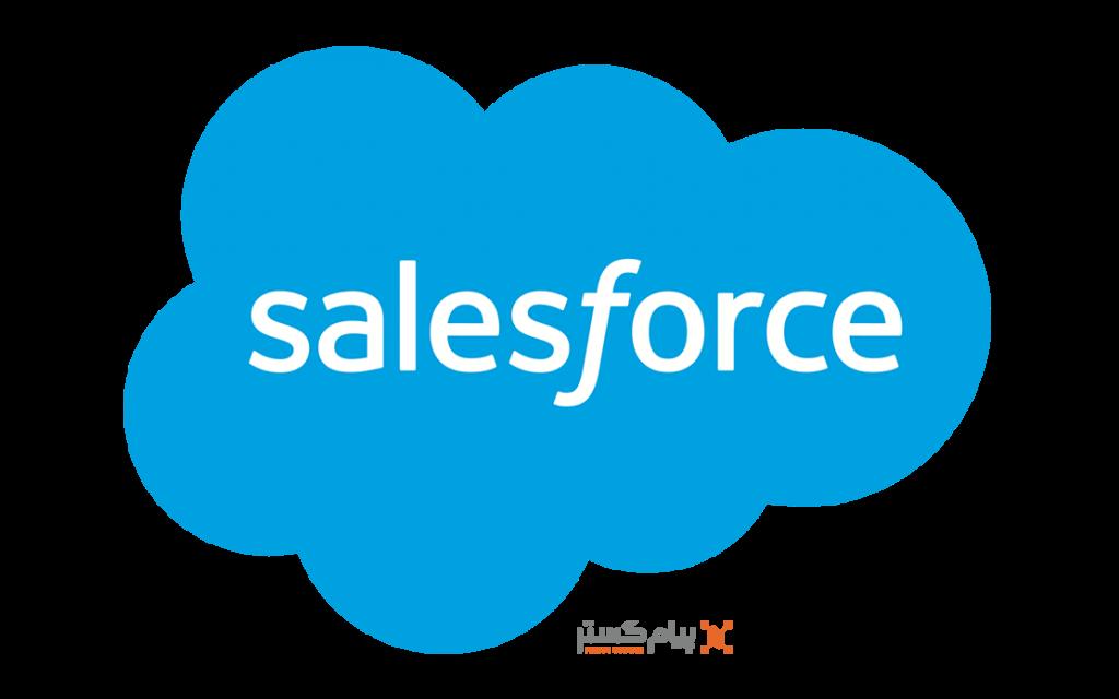 نرم افزار Salesforce