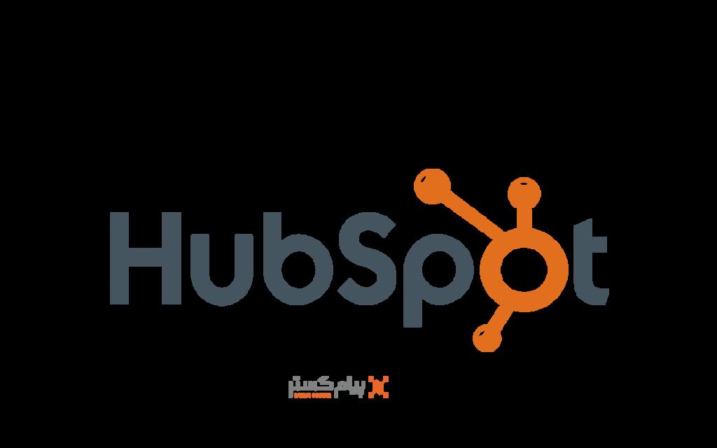 نرم افزار hubSpot