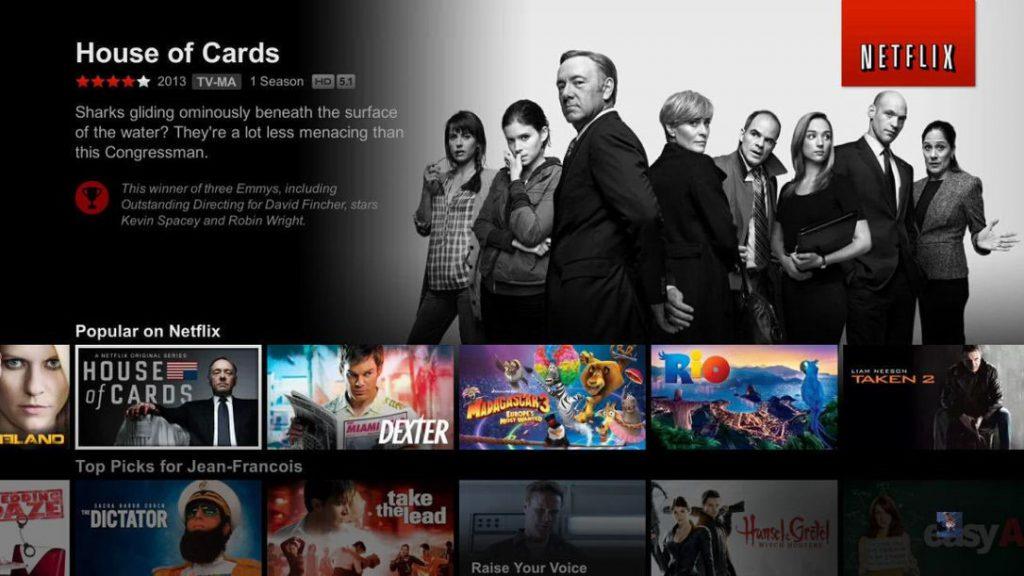 کمپانی نتفلیکس (Netflix)