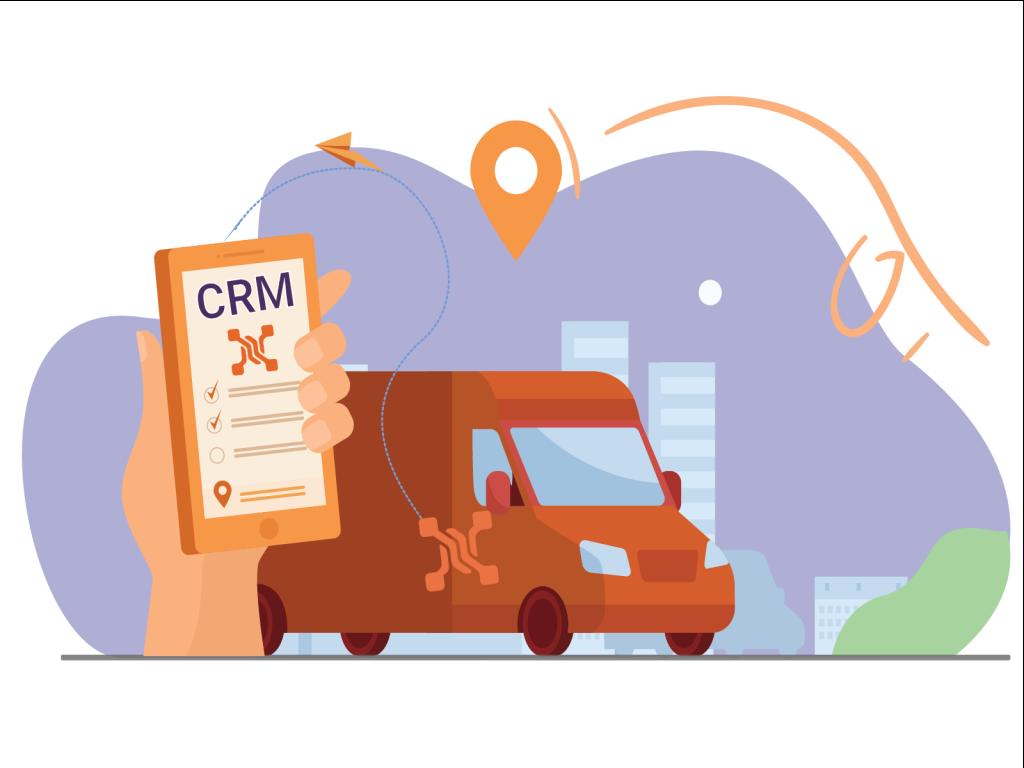 پیگیری ها و نظارت در صنعت حمل و نقل با نرم افزار CRM