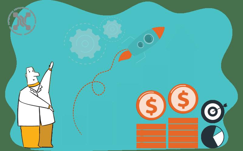 نرم افزار CRM باعث افزایش نرخ نگهداشت مشتری می@شود