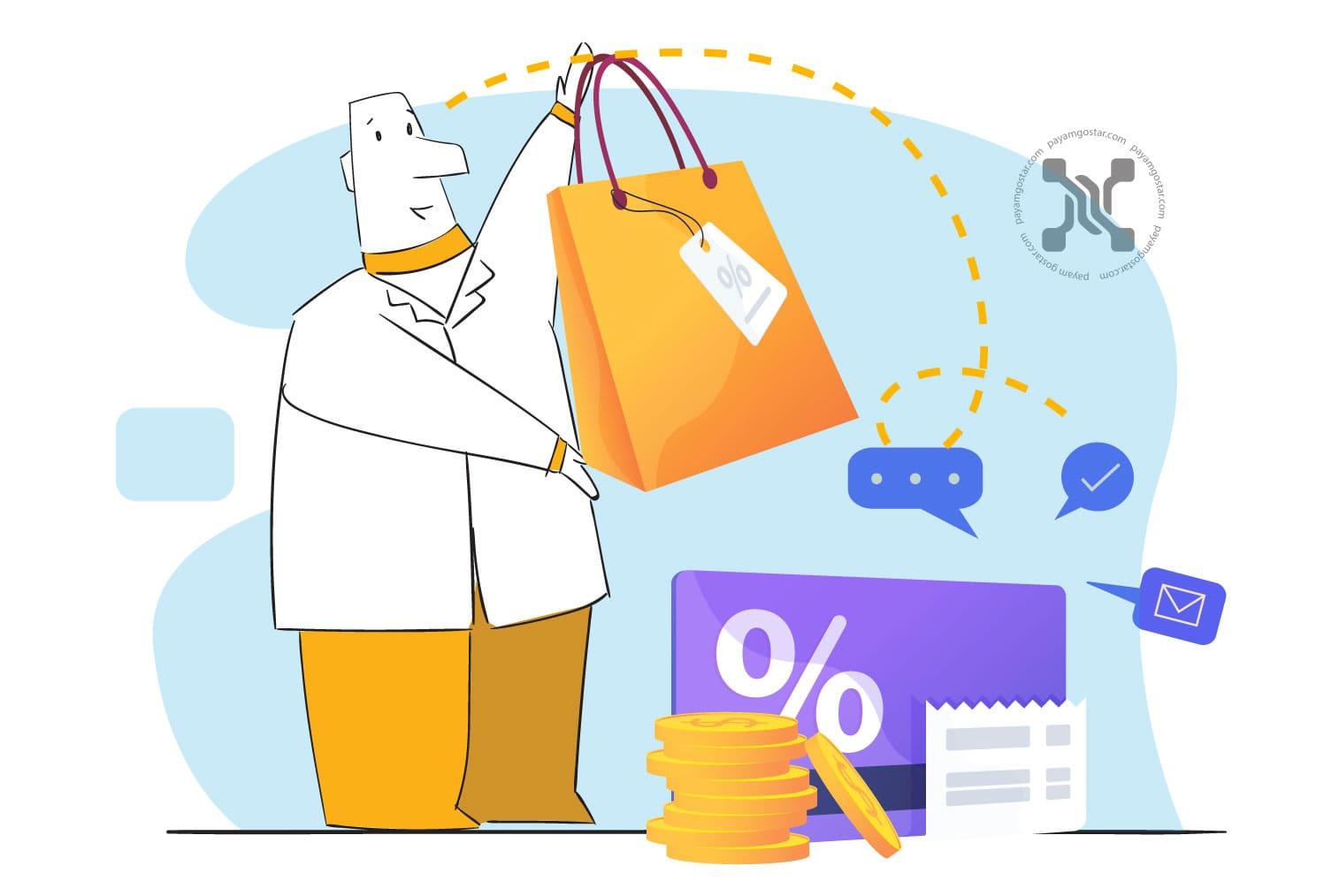 مشتری مداری باید در همه بخش های سازمان شما جاری باشد