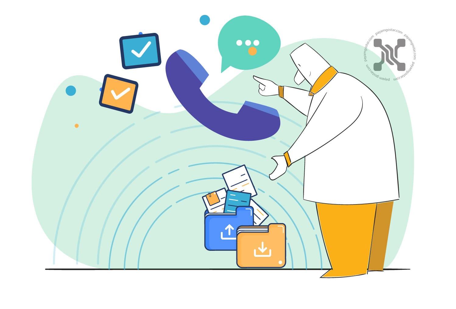 رابطه مشتری مداری و CRM