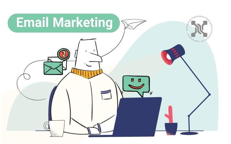 ایمیل مارکتینگ چیست و چگونه کار میکند؟