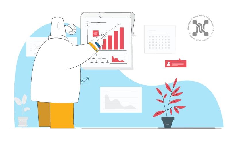 ۸۰٪ از متخصصان کسبوکار معتقدند که بازاریابی ایمیلی باعث افزایش مشتریان میشود.