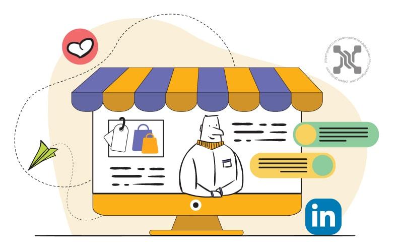 رای فروش در لینکدین به دنبال مشتریان بالقوه، افراد تاثیرگذار و منابع معتبر حوزه کاری خود بگردید
