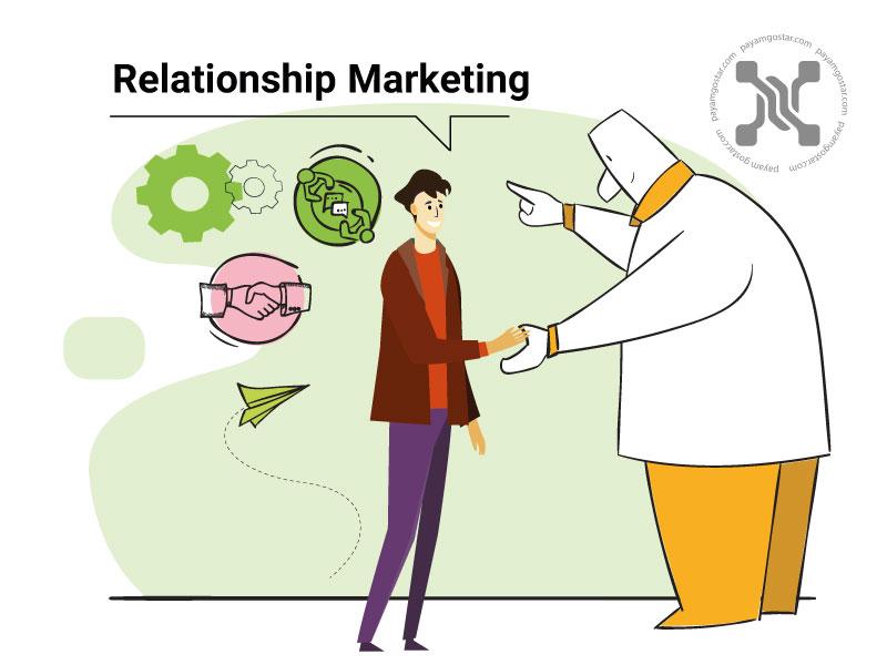 بازاریابی رابطه ای یا Relationship Marketing یک استراتژی بلند مدت با تمرکز بر ایجاد روابط نزدیک با مشتریان است