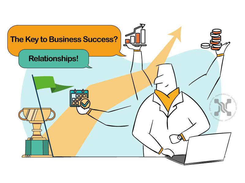 رای موفقیت کسبوکارتان باید روابط مثبتی با مشتریان برقرار کنید.
