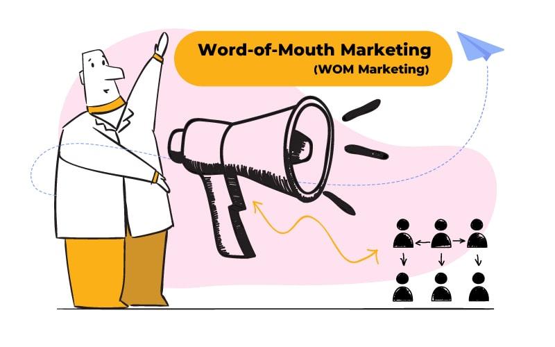بازاریابی دهان به دهان یکی از تأثیرگذارترین انواع بازاریابی است