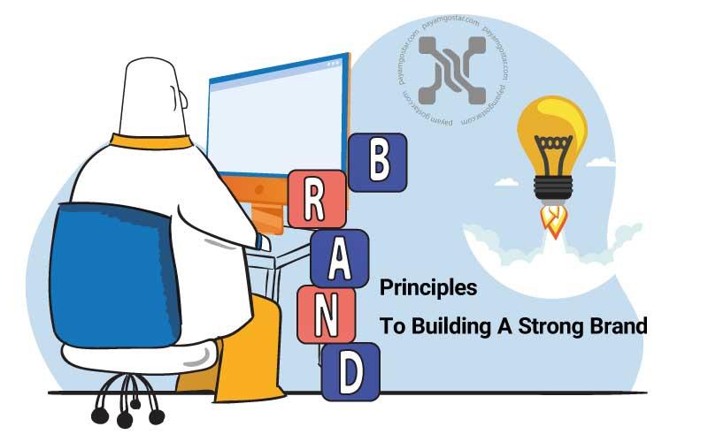 برندسازی فرایندی است که به توسعه و تثبیت یک برند میانجامد.