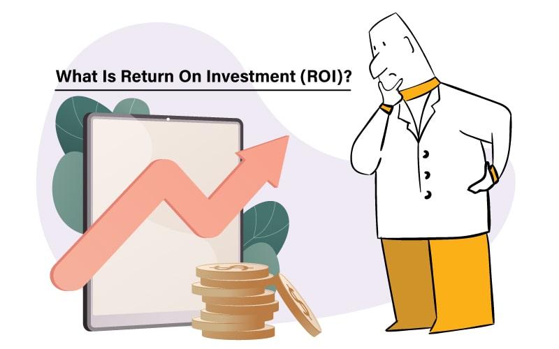 نرخ بازگشت سرمایه (ROI)بازده بالقوه سرمایه گذاری را در ارتباط با هزینه آن ارزیابی میکند