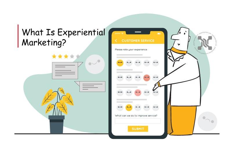 بازاریابی تجربی شامل مشارکت مستقیم با مصرف کنندگان و تعامل خلاقانه با آنها به روشی به یاد ماندنی است